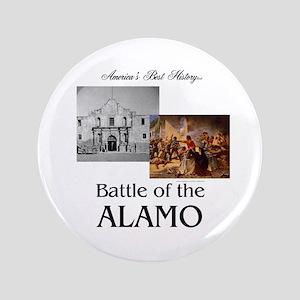 """ABH Alamo 3.5"""" Button"""