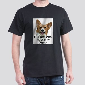 corgi belly rub T-Shirt