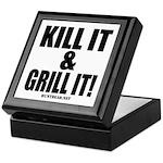 Kill It & Grill It Keepsake Box