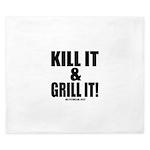 Kill It & Grill It King Duvet