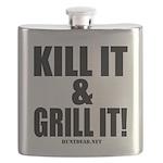 Kill It & Grill It Flask