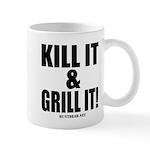 Kill It & Grill It Mugs
