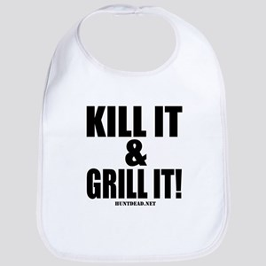 Kill It & Grill It Bib