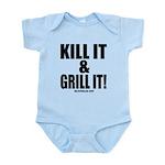 Kill It & Grill It Body Suit