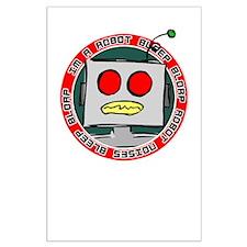 Robot Noises Poster