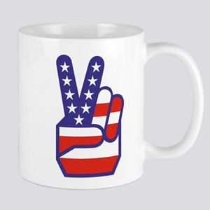 Spirit of '76 Peace Mugs