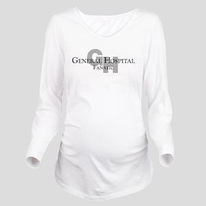 General Hospital Fan Long Sleeve Maternity T-Shirt