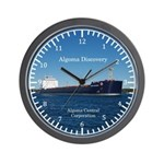 Algoma Discovery Wall Clock