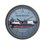 Algoma Harvester Wall Clock