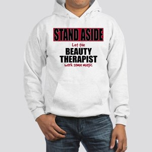 Beauty Therapist Hooded Sweatshirt