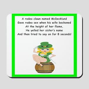 limerick Mousepad