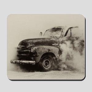 Smokin Truck Mousepad