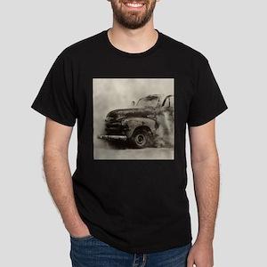 Smokin Truck Dark T-Shirt