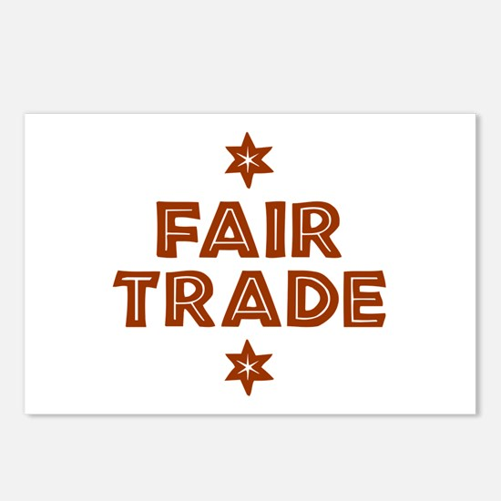 Activism - Fair Trade Postcards (Package of 8)