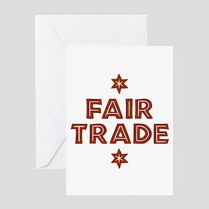 Fair trade greeting cards cafepress activism fair trade greeting card m4hsunfo