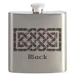 Knot - Black Flask
