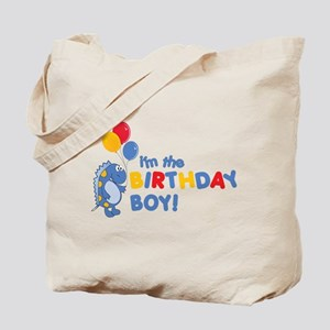 the birthday boy Tote Bag