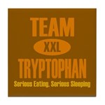 Team Tryptophan Tile Coaster