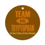 Team Tryptophan Ornament (Round)