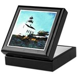 San Diego Light House Keepsake Box