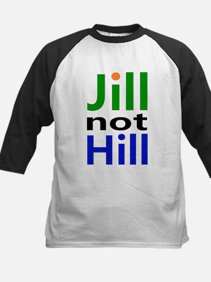 Jill not Hill Baseball Jersey