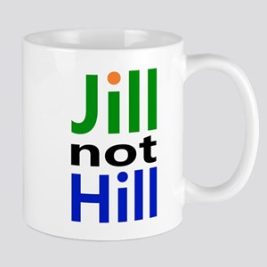 Jill not Hill Mugs