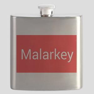 Malarkey Flask