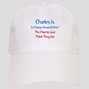 Charles Is In Charge Cap