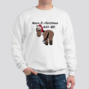 Mare-E-Christmas BAY-BE! Sweatshirt
