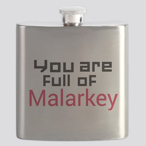You are full of Malarkey Flask