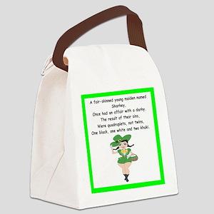 limerick Canvas Lunch Bag