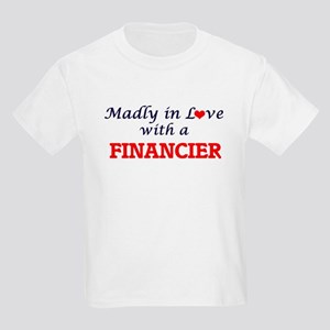 Madly in love with a Financier T-Shirt