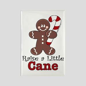 Raise Cane Gingerbread Christmas Rectangle Magnet