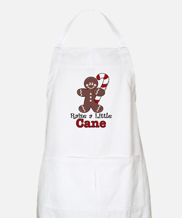 Raise Cane Gingerbread Christmas BBQ Apron