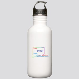 Hillary Connecticut 20 Stainless Water Bottle 1.0L