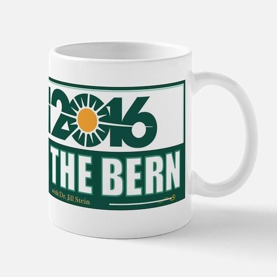 Jill Stein Heal the Bern Mugs