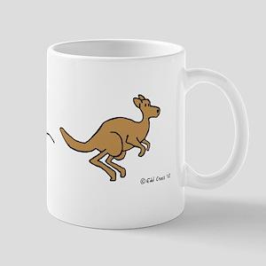 Boing Boing Kangaroo Mugs