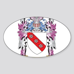 Gilmer Coat of Arms (Family Crest) Sticker