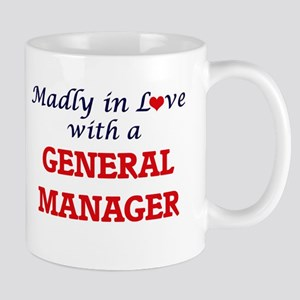 Madly in love with a General Manager Mugs