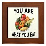 GOOD FOOD Framed Tile