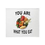 GOOD FOOD Throw Blanket