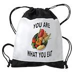 GOOD FOOD Drawstring Bag
