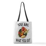 GOOD FOOD Polyester Tote Bag