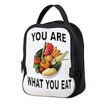 GOOD FOOD Neoprene Lunch Bag