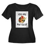 GOOD FOOD Plus Size T-Shirt