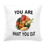 Good Food Everyday Pillow