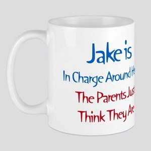 Jake Is In Charge Mug
