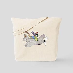 Basic Logo Tote Bag