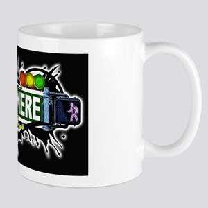 Grasmere (Black) Mug