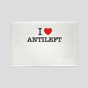 I Love ANTILEFT Magnets
